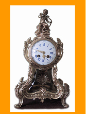 french antique mantel clock